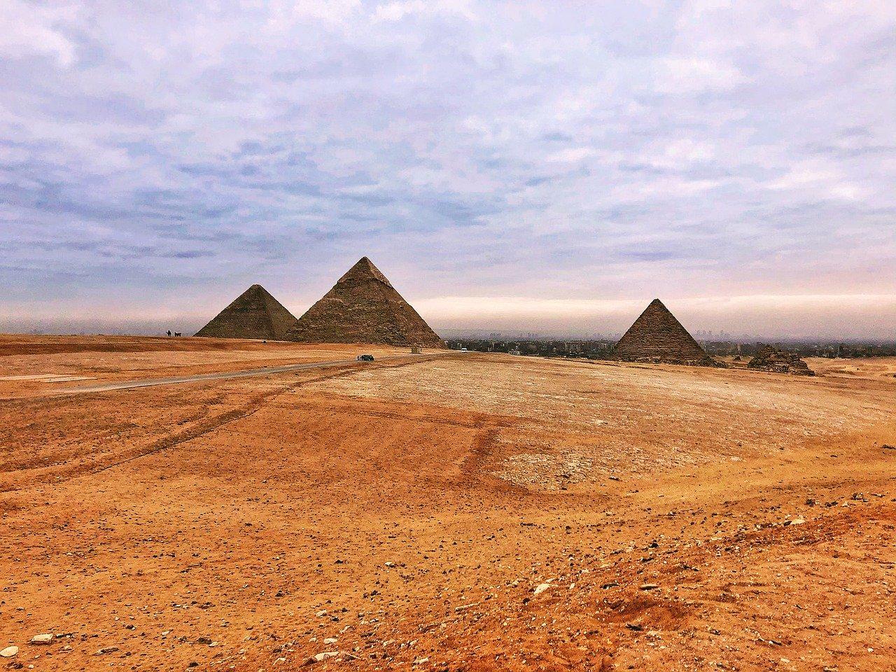 Les bonnes périodes pour partir en Egypte